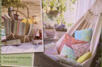 Liebevoll Genähtes für Balkon, Terrasse & Garten