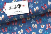 Albstoffe Shield Pro Cozy Winter