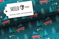 Albstoffe Shield Pro Jersey Driving home for Christmas