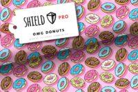 Albstoffe Shield Pro Jersey OMG Donuts