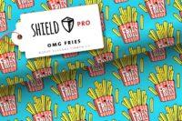 Albstoffe Shield Pro Jersey OMG Fries