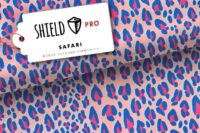 Albstoffe Shield Safari pink