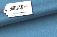 Albstoffe Shield Pro Jersey Structure Azzurro