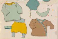 Lybstes Babyset Gr. 50- 80