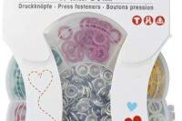 Druckknöpfe Jersey Prym Love 8mm in 6 Farben