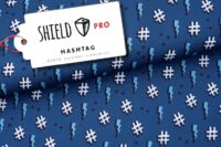 Albstoffe Shield Pro Jersey Hashtag