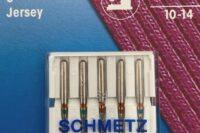 Jersey Nadeln Schmetz/ Prym