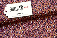 Albstoffe Shield Pro Jersey Safari braun