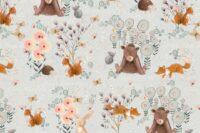 Lillestoff Paradies der kleinen Tiere