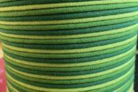 Paspelband 3 farbig grün