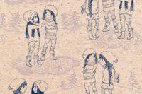 Lillestoff Snowgirls Summersweat