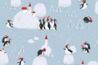 Lillestoff Weihnachten im hohen Norden Summersweat