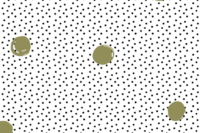 Lillestoff Waffle Dots Moos Jersey