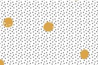 Lillestoff Waffle Dots mustard Jersey