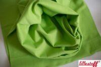 Lillestoff Schlauchbündchen lime