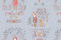 Lillestoff Susalabims Winterdoodle Summersweat