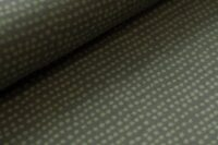 Stoffonkel Dotted line Jersey khaki