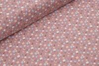 Stoffonkel Lieselottchen rosa Jersey