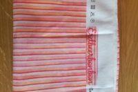 Lillestoff Erdbeerbonbon Summersweat 1m