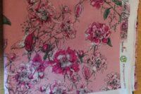 Lillestoff Fleurs dete Jersey 1,30m