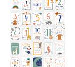 Meilensteinkarten- Das erste Jahr