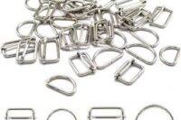 Metallzubehör für Taschen