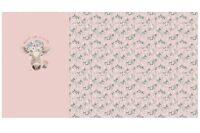 Katia Fabrics Pretty Cow Tshirt Panel