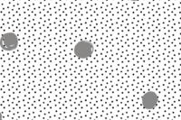 Lillestoff Waffle Dots grau Jersey