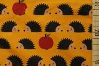 Die kleine Stoffmaus Hedgehogs n apples senf