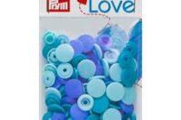Prym Color Snaps 12,4mm 30 Stk blau