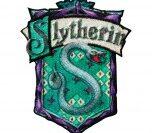 Aufnäher Harry Potter Slytherin Wappen