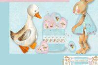 Lillestoff Gretchen und Mümmeline Webware
