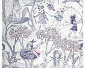 Lillestoff Frühlingselfen Webware