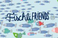 Lillestoff Fischli Friends