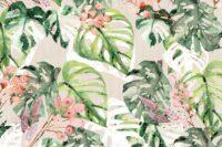 Lillestoff Dschungelgrün
