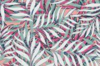 Lillestoff Palmblatt Breeze