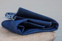 Mind the Maker washed denim dark blue 12,5OZ