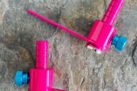 Zuschneidehilfe Karl/ Karlchen pink