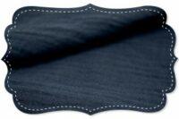 C. Pauli Musselin navy blazer
