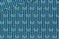 byGraziela Blumenliebe blau Jersey