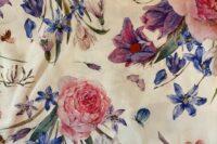 Lillestoff Blue Bouquet
