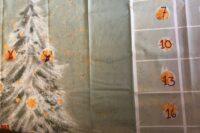 Lillestoff Adventskalender Tannenbaum
